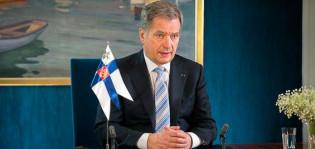 presidentti Niinistö
