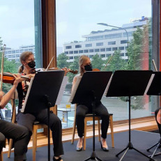 TFO:n jousikvartetti