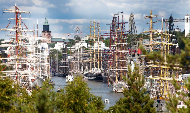 Tapahtumat Turku 2021