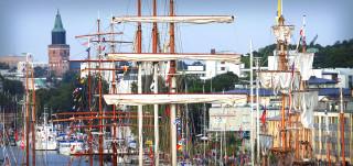 Tall Ships Race vuonna 2011